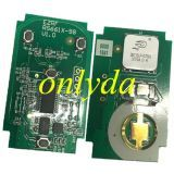 for Yukon for Sierra 3+1B remote key with 315mhz FCC ID: HYQ1AA CMIT ID: 2013DJ6723