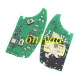 For Original hyundai 2 button remote key with 434mhz MP14H-22
