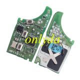 For original hyun 3B remote 447mhz, the PCB is original