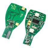For Benz 2 button remote key with 434MHZ/315MHZ