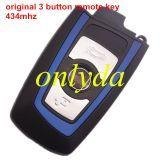original keyless 3B remote key with 434mhz