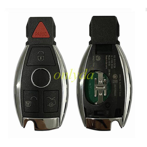 Mercedes-Benz MB FBS4  BGA KeylessGo key with 315MHZ with 48chip   Support after 2009 year car W221,W216,W164,W251(S-class, ML-class,GL-class, R-class)