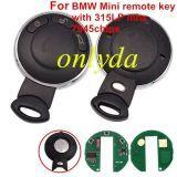 For BMW Mini remote with 7945 chip 315mhz/433mhz/868mhz/315LPmhz