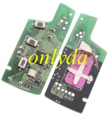 For original hyundai 3 button remote key with 434mhz MP12W-12