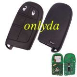 For original GM 2 button remote key with 434MHZ
