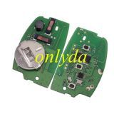 For hyundai IX35 keyless Smart 3 button remote key with 7945AC1500 chip (46chip ) 315mhz for IX35 2013 year