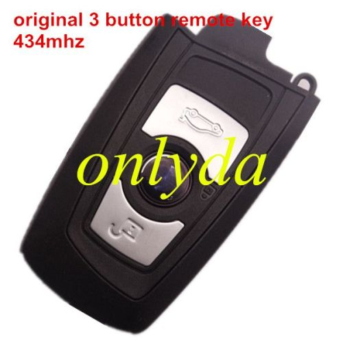 original keyless 3B remote key with 434mhz black