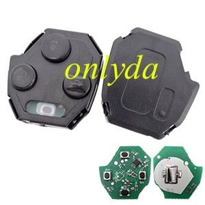 For Subaru 3 button remote with433 mhz