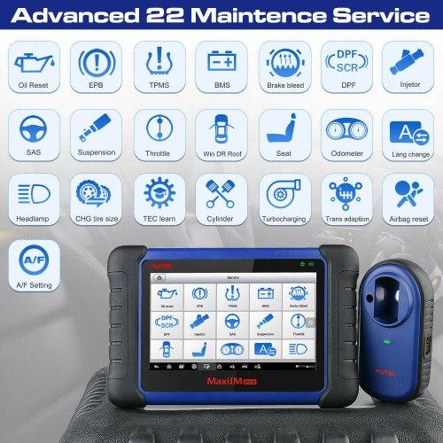 Autel IM508 & XP400 PRO IMMO Key Programming Tool Auto Diagnostic Scanner No IP restrictions PK IM608
