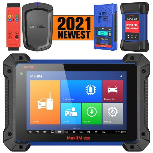Autel IM608 MaxiIM 608 Professional Key Programming Tool with XP400 Key Programmer&J2534,30+Services and All Systems Diagnosis