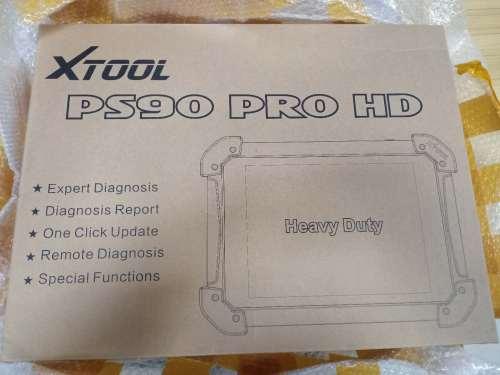 PS90 PRO Heavy Duty Trucks Vehicle Diagnostic Tool