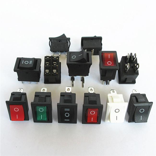 KCd1 ship type switch kcd1-101 water dispenser electronic scale ship type rocker power button 2-pin 4-pin