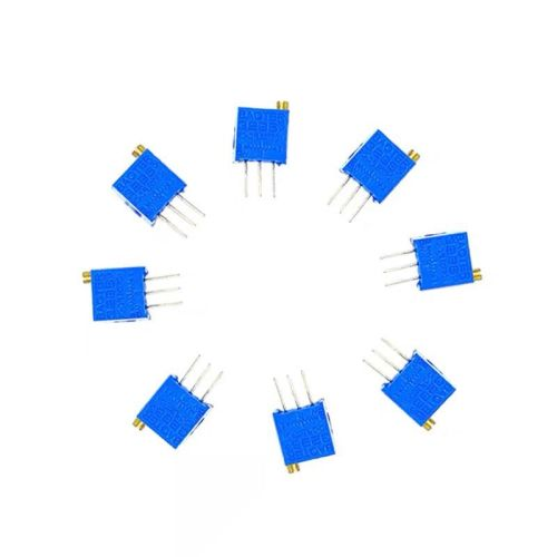3296w 103 10K top adjustable multi turn potentiometer 1k2k5k50k100k200k500k1m