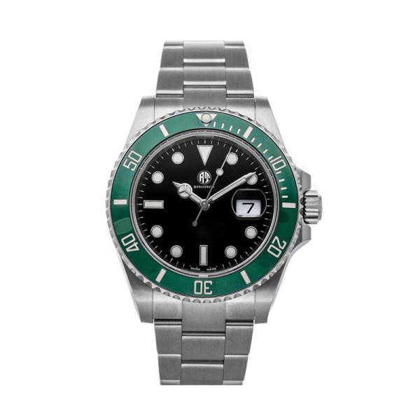 Classic handmade men wood watch custom logo with Timepieces Chronograph Watch