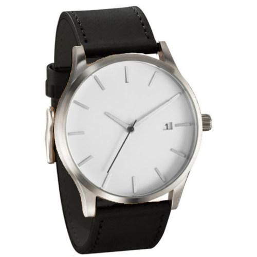 Unisex business casual analog oem custom logo water resistantmen Quartz watch