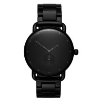 2020 hot sale No logo simple wholesale mens leather quartz watch custom logo mens fashion large dial watch oem