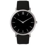 Factory OEM Custom Logo Leather Quartz Watch