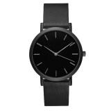 Hand Clock Custom Logo Minimalist Quartz Watch