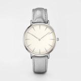 OEM Leather Strap Couple Wrist Quartz Watches