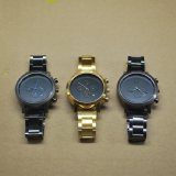 Custom Logo Couple Business Analog Quartz Watch