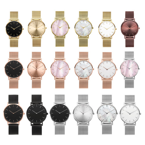 Simplicity Business Fashion Wrist Quartz Watch