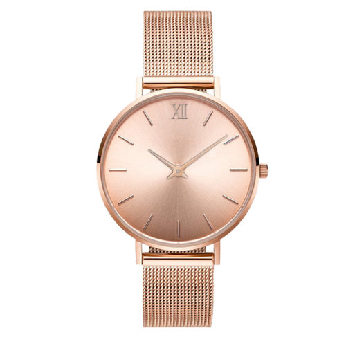 OEM Custom women quartz wristwatch brands