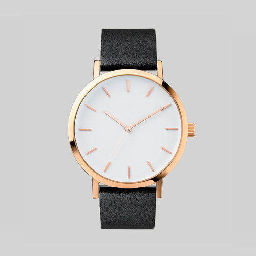 OEM Custom Fashion Cheap Ultra Thin Minimalist Quartz Watches