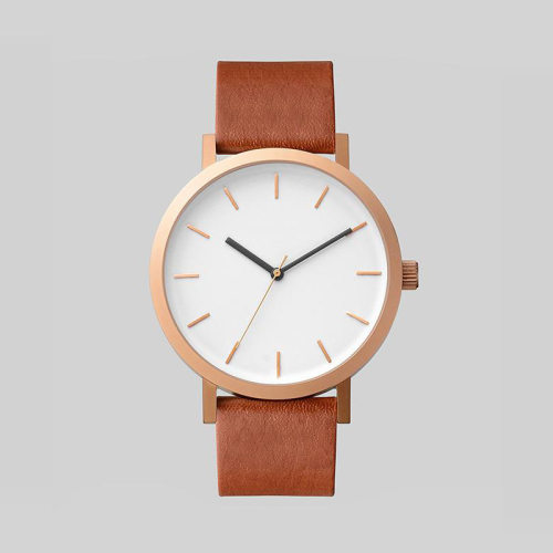 OEM Custom Fashion Cheap Ultra Thin Minimalist Quartz Watches