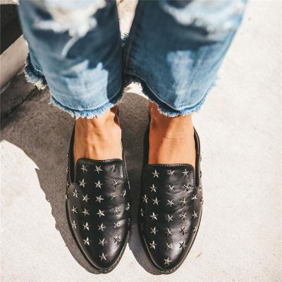 Lightweight Fashionable Brick-Inlaid Muller Shoes