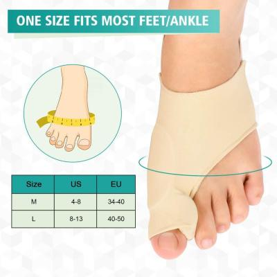 Foot Toe Separators 1pair