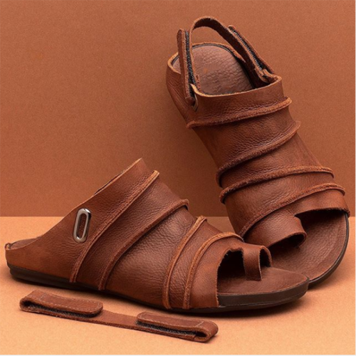 Women Casual Slip-on Sandal Shoes