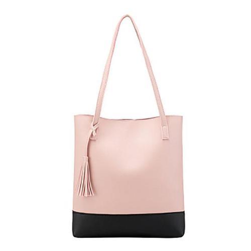 Bucket Tassel Hand Shoulder Bag