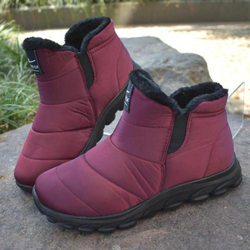 Women Winter Waterproof Cloth Warm Boots