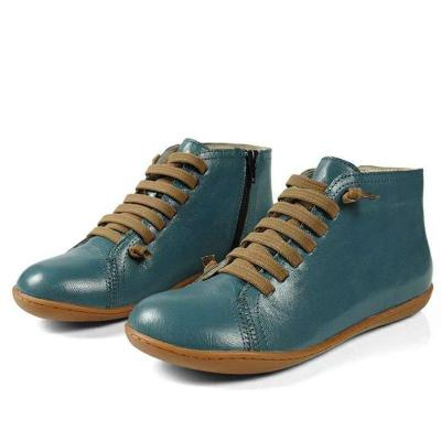 Flat Heel  Daily Boots