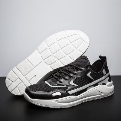 Breathable Wear-Resistant Reflective Fashion Casual Shoes