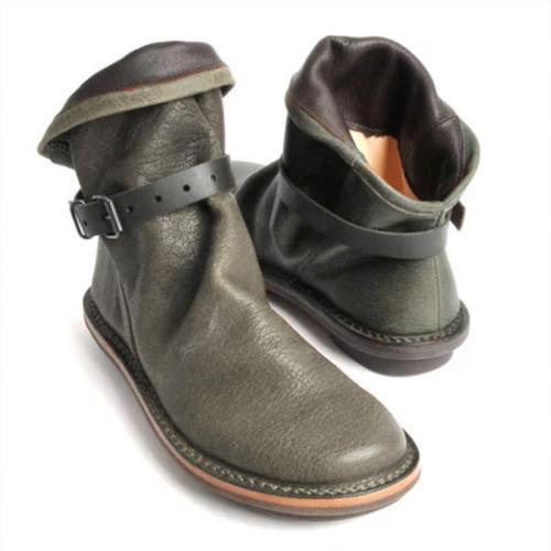 Plus Size Holiday Soild Boots
