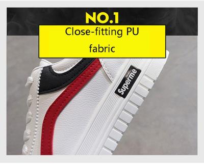Casual wnite sneakers female shoes 2020 fashion lace-up breathable solid student shoes women sneakers tenis feminino