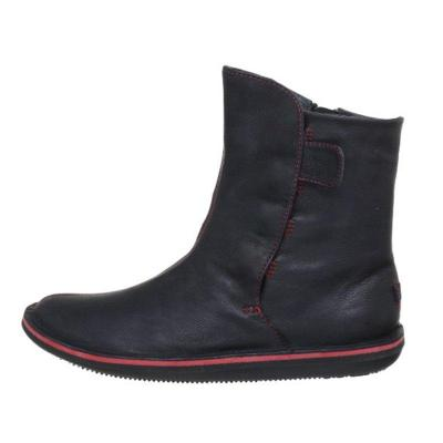 Women Comfortable and Casual Ankle Boot with Zipper