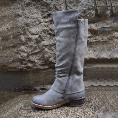 Daily Zipper All Season Boots