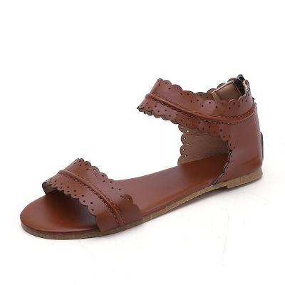 Holiday Flat Heel Sandals