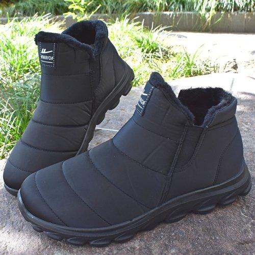 Women Winter Waterproof Cloth Warm Boots