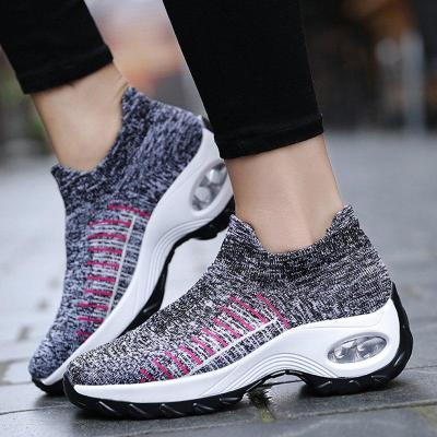 Athletic Style Slip-on All Season Low Heel Sneakers
