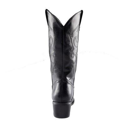 Womem Vintage Elegant Mid-Calf Boots