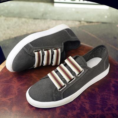 Slip-On Loafers Casual Canvas Sneakers Women