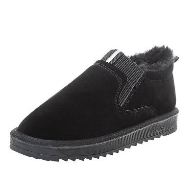 Plus Size Slip-On Women's Warm Boots Winter Snow Boots
