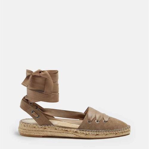 Cross Strap Flat Women's Casual Sandals