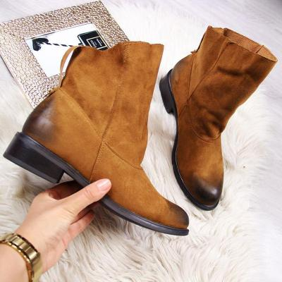 Women Daily Comfy Casual Slip On Boots
