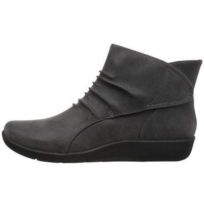 All Season Flat Heel Daily Boots
