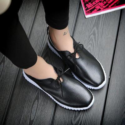 Women's Lace-UpCasual Sneakers