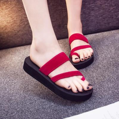 Comfy FlipFlops Women Slip On House Slippers